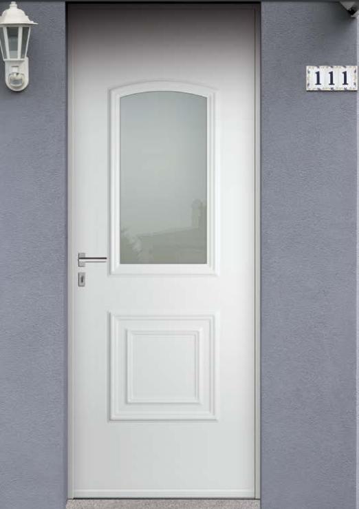 Portes d entr e aluminium moine menuiserie for Porte entree 60