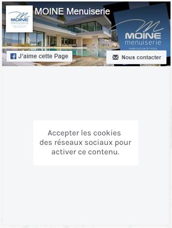 Activer les cookies pour afficher les publications de notre page Facebook.