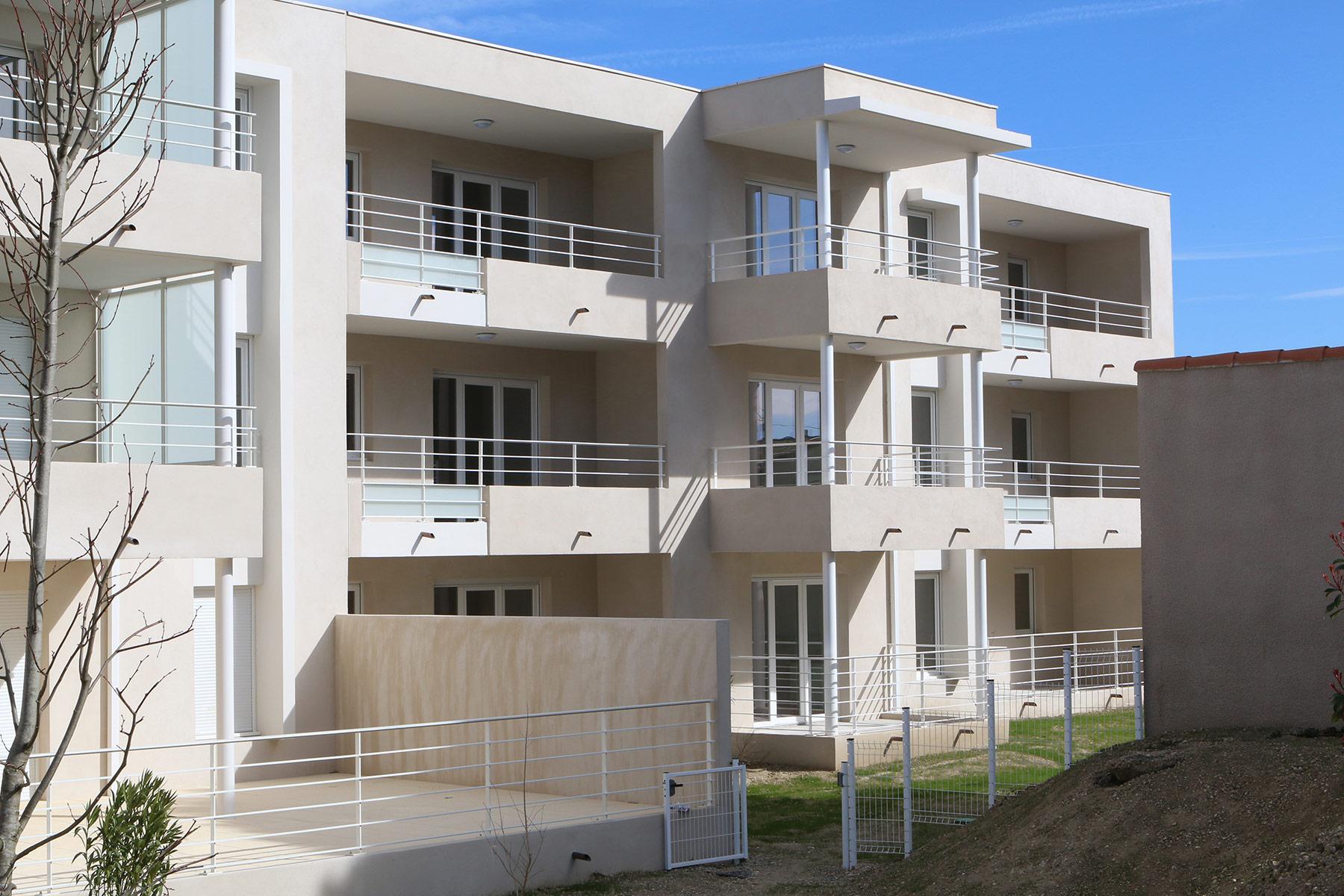 Fenetres PVC facade